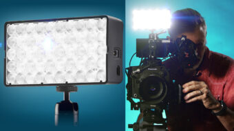 Lupo 700 Smartpanel Review - Dual Color LED On-Camera Durable, Bright Light