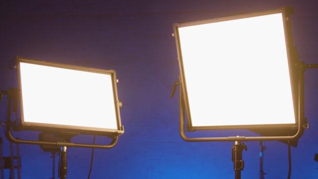 Nanlux Dyno 650C and 1200C Introduced - High Output RGBWW LED Lights
