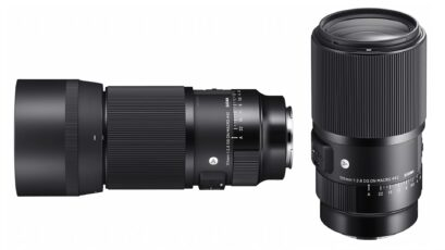 SIGMA 105mm f/2.8 DG DN MACRO Lens Announced