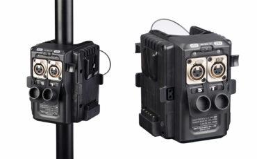 Lanzaron el SWIT TD-R210S – Nuevo adaptador de batería para las luces S60/S120 y Orbiter de ARRI