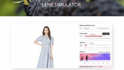 Samyang Lens Simulator: Ya está disponible en línea
