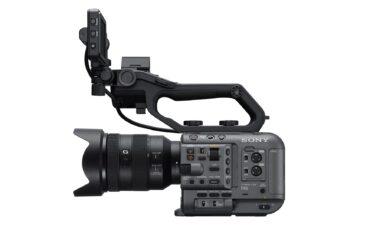 Presentaron la línea Sony Cinema: la Sony FX6 llegará a fines de 2020