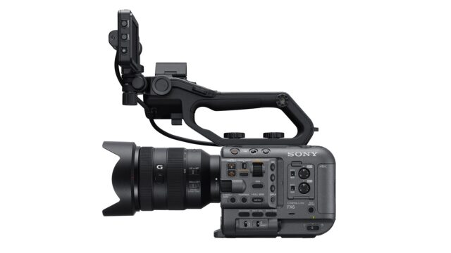 Sony Cinema Line FX6