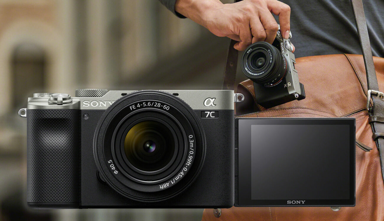 Sony a7C Announced - The Most Compact Full-Frame Mirrorless Camera | CineD
