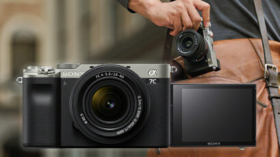 Sony  a7C Announced - The Most Compact Full-Frame Mirrorless Camera