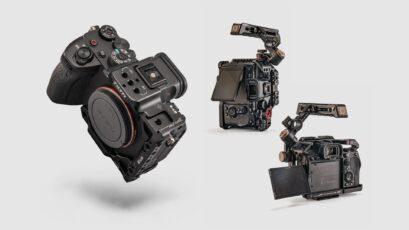 Tilta lanzó un armazón de cámara para la Sony a7S III