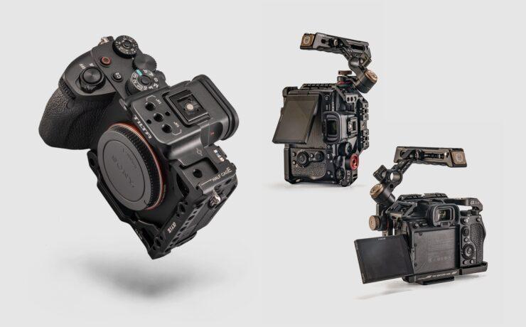 Tilta Camera Rig for Sony a7S III Announced