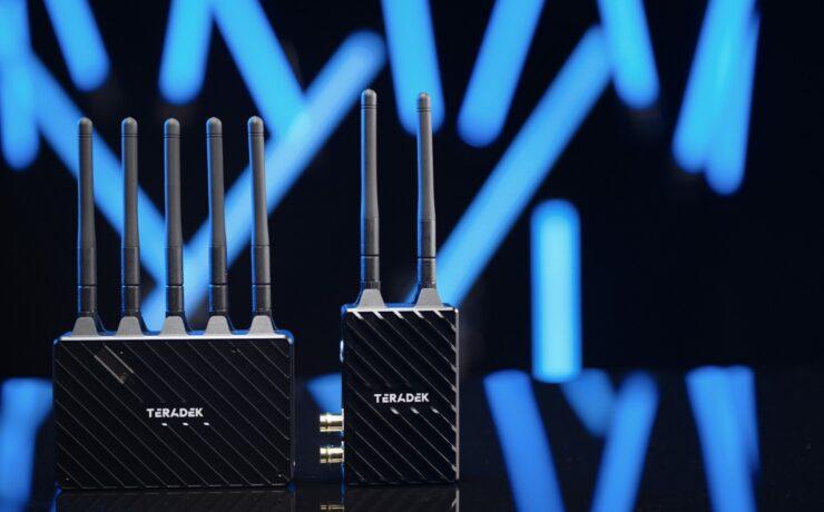 Teradek Bolt 4K LT - Affordable Wireless 4K HDR Monitoring