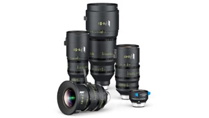 ARRI Signature Zooms - Four New Cine Zoom Lenses Announced