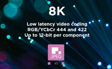 Fraunhofer IIS presenta video 8K sobre IP con JPEG XS