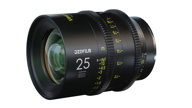 DZOFilm Vespid 25mm T2.1 Full Frame Prime Lens Kit