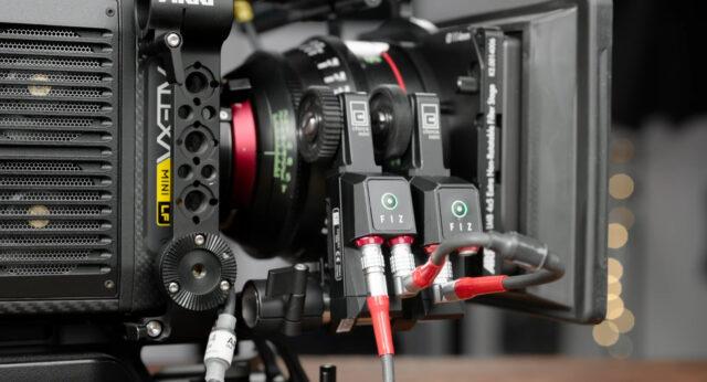 EF cine lens