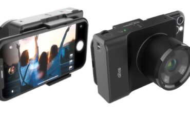 Alice Camera - 11MP M4/3 Sensor on Your Smartphone