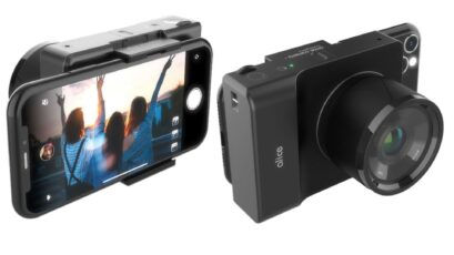 Alice Camera - 11MP M4/3 Sensor on Your Smartphone