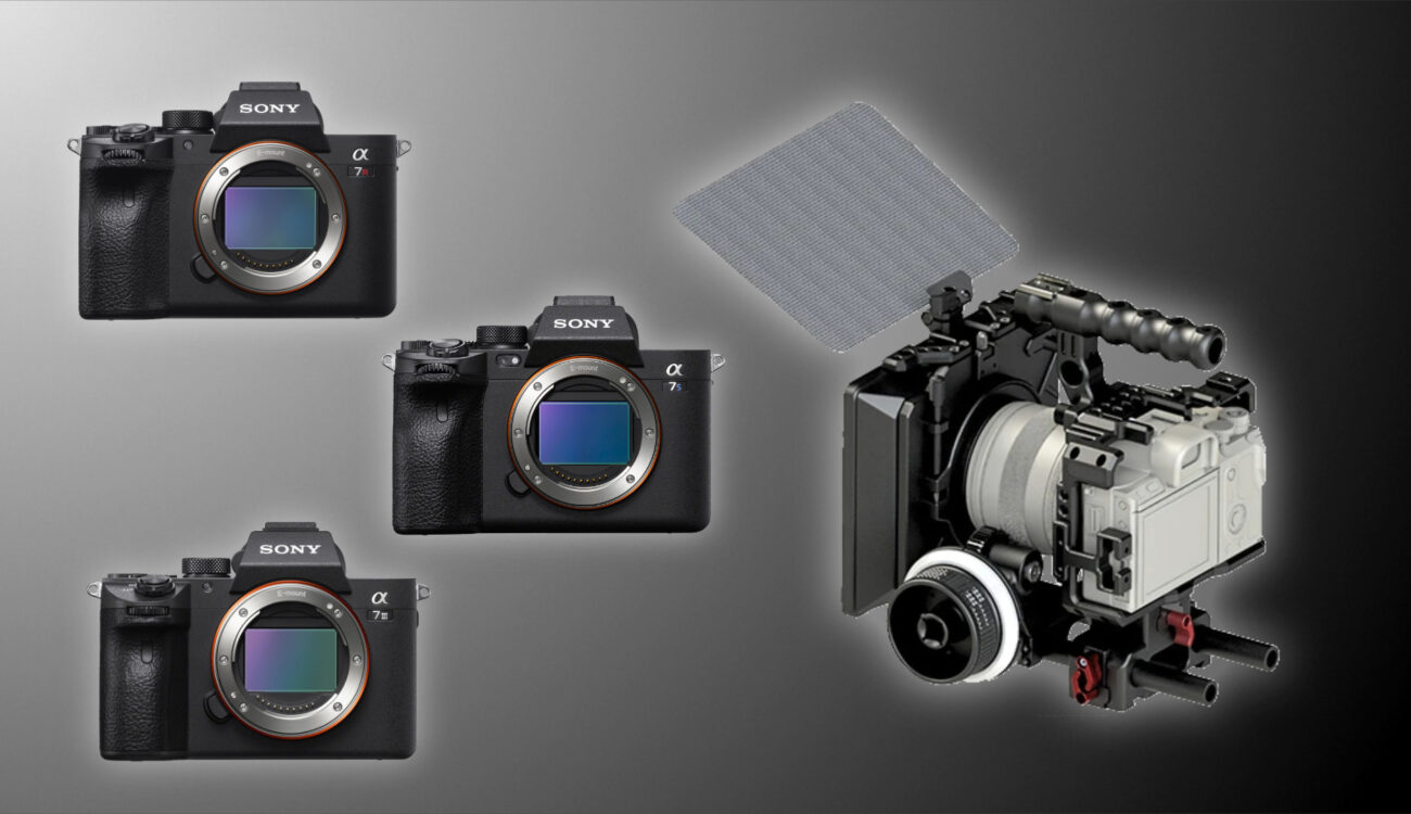 CAME-TV Launches New Sony a7S III Camera Rig
