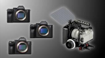 CAME-TVがソニーα7SIII用のカメラリグを発売