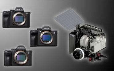 CAME-TV lanza nueva plataforma de cámara para la Sony a7S III