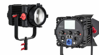 CAME-TV Boltzen F-150S Released - 150W Bi-Color LED Fresnel Light