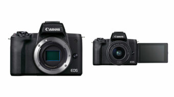 Canon EOS M50 Mark II Announced - Vlogging Camera Updated