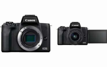 Anunciaron la Canon EOS M50 Mark II: actualización de la cámara para vloggers