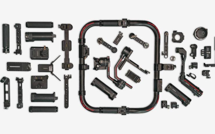 Tilta's DJI RS 2 Accessories Ecosystem Announced