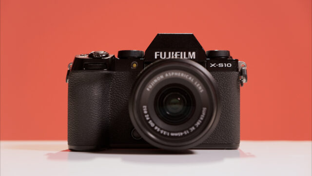 FUJIFILM X-S10 Introduced