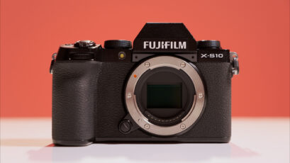 FUJIFILM X-S10 Introduced - Compact Stabilized APS-C Sensor Camera