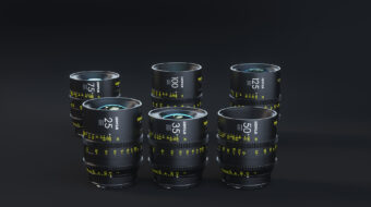 DZOFILM Releases Set of Full Frame Prime Lenses