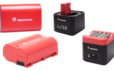Manfrotto Announces Camera Batteries and ProCUBE Charger