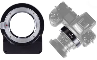 Megadap MTZ11 Adapter Adds Autofocus to Manual Lenses on Nikon Z Cameras
