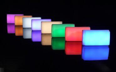 Presentan la Nanlite LitoLite 5C - luz LED RGBWW de bolsillo