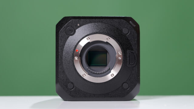 Panasonic BGH1 Image credit: CineD