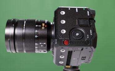 Anunciaron la Panasonic LUMIX BGH1: cámara estilo box con sensor M 4/3