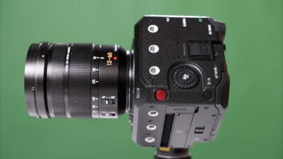 Panasonic LUMIX BGH1 Announced - Box-style Camera With MFT Sensor