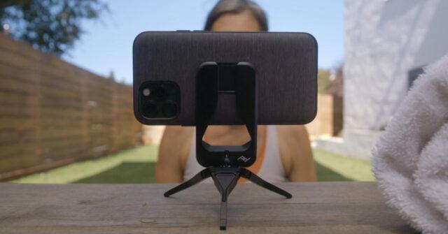 mobile tripod