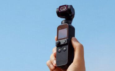 DJI Pocket 2ハンズオン