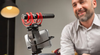 RØDE VideoMic NTG Adds iOS Compatibility