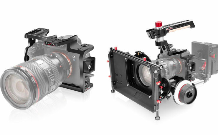 SHAPE Sony a7S III Cage and Rigging Solutions Released