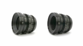SLR MagicがMicroPrime CINE 17mm T/1.5と35mm T/1.5レンズを発表
