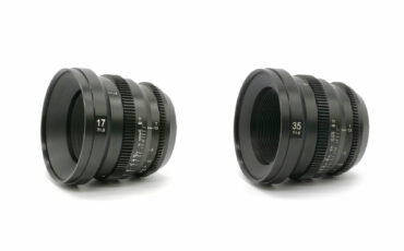 SLR Magic MicroPrime CINE 17mm T/1.5 and 35mm T/1.5 Announced