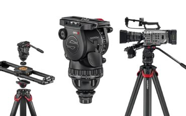 Sachtler aktiv Tripod Heads Announced – Replacing FSB Series