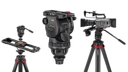 Sachtler aktiv Tripod Heads Announced – Replacing FSB Series