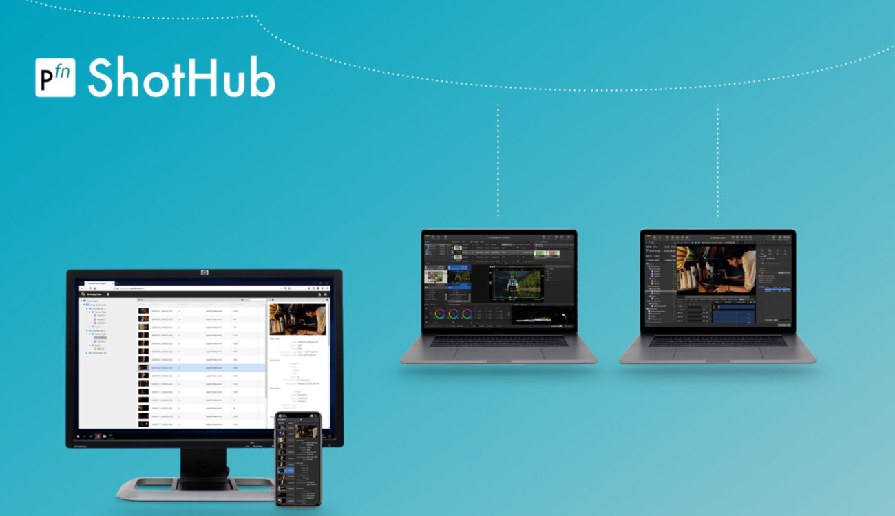Pomfort ShotHub – Bringing Silverstack & Livegrade into the Cloud