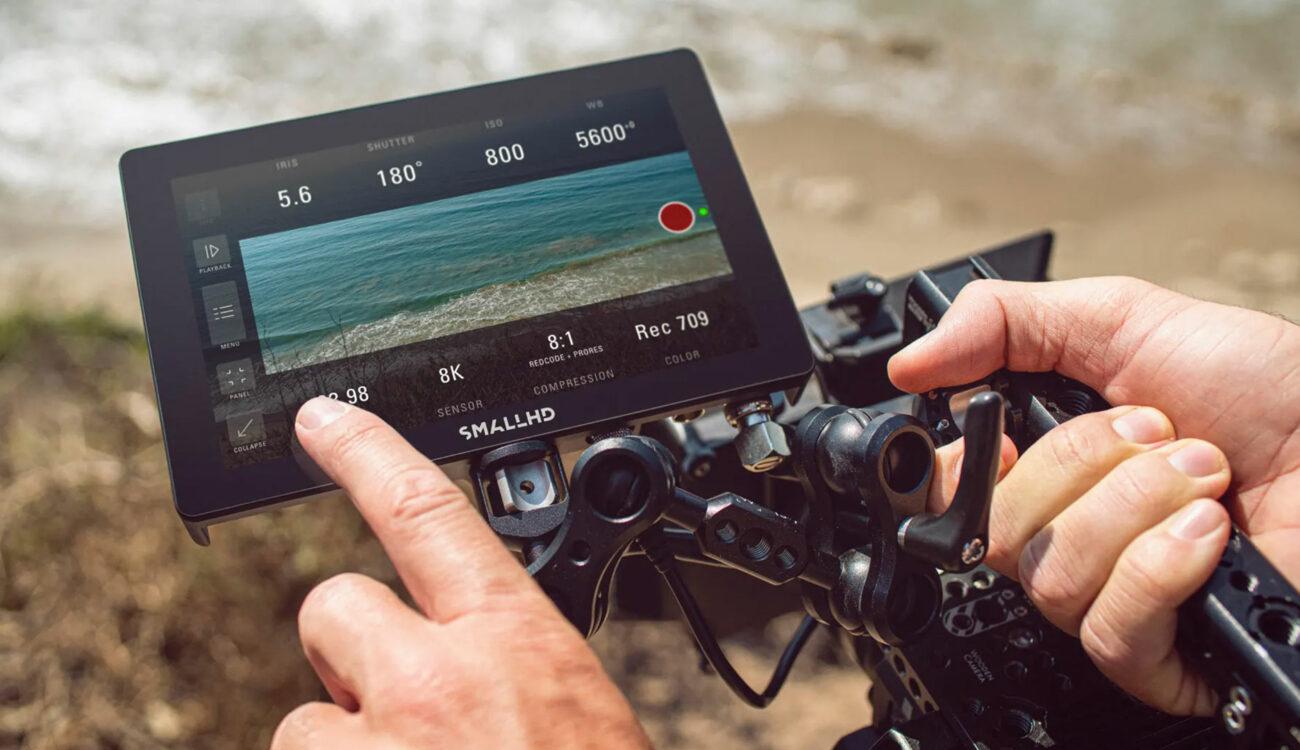 SmallHDがIndie 7を発売 - カメラコントロールができる小型モニター