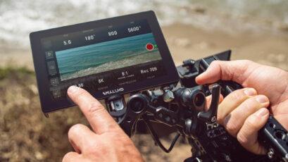 SmallHD Indie 7: monitor visible a la luz del día con funciones de control de cámara