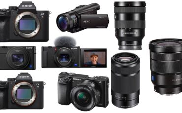Sony Special Offers - Cameras and Lenses Up To $500 Off