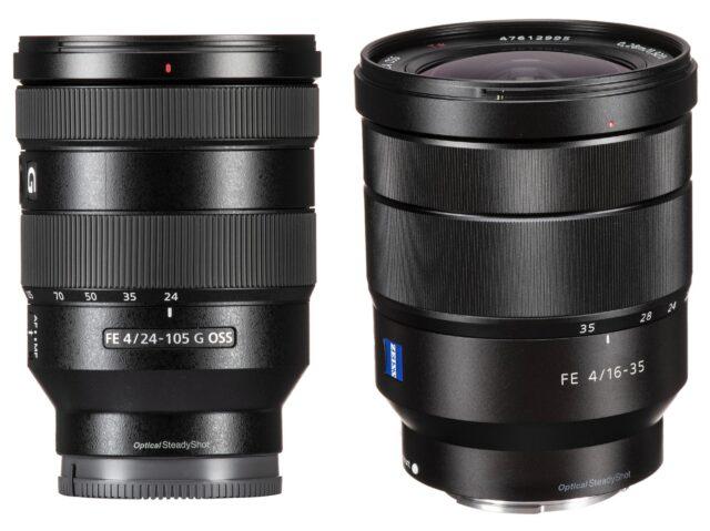 Sony 24mm lens