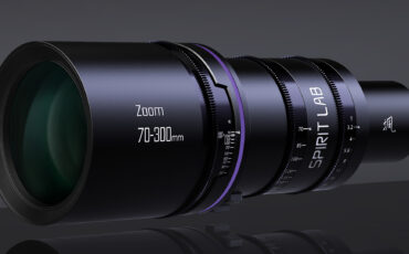 Spirit Lab anuncia su Cine Zoom 70-300mm T3.2