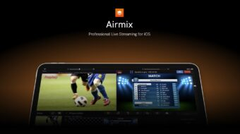 Teradek Airmix - Live Streaming App for iOS