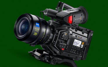 Blackmagic Design URSA Mini Pro 12K - Interview with Craig Heffernan